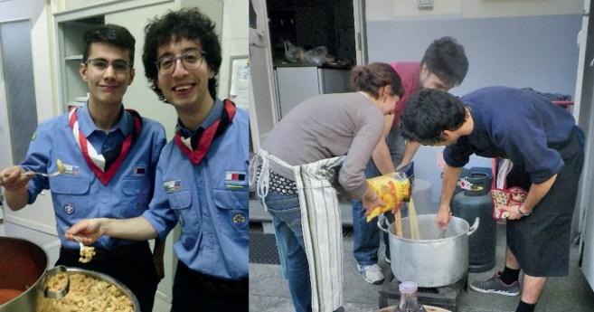 Calle, Comunidad y Servicio: Los Scouts y la Casa Santa Luisa en Turín