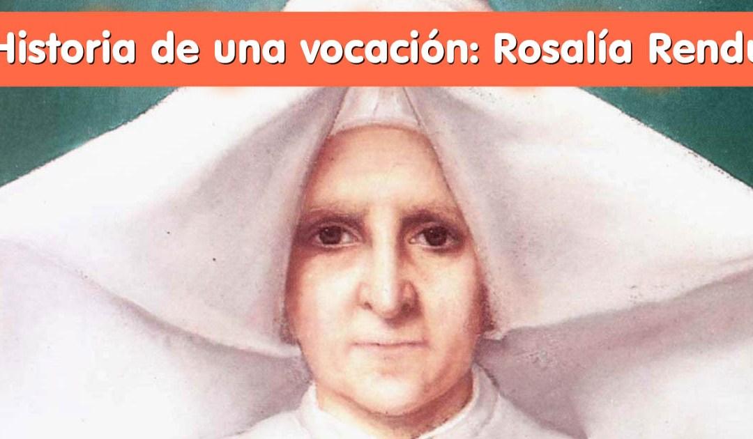 La vocación de la beata Rosalía Rendu, H.C.