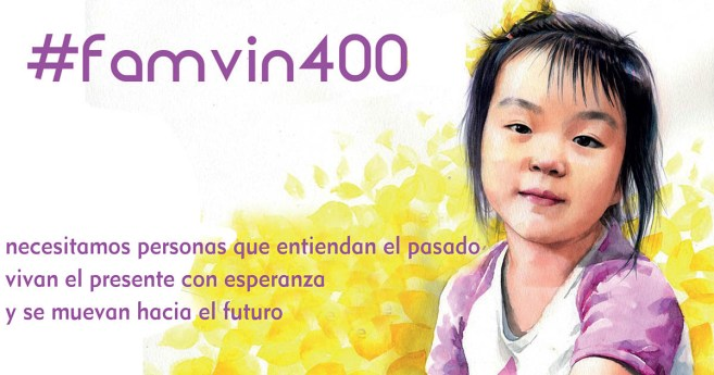 Contando la historia de nuestro carisma #famvin400 #YoSoyVicente