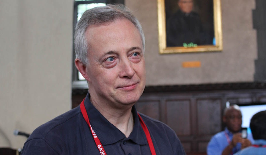 Perfil del P. Tomaž Mavrič, C.M., 25º Sucesor de San Vicente