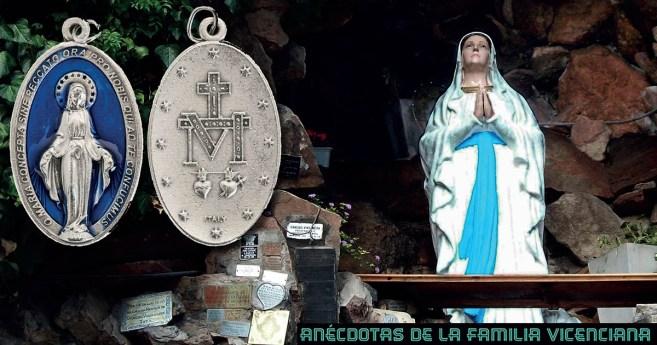 La Virgen Milagrosa y la Virgen de Lourdes #AnecdotarioFV