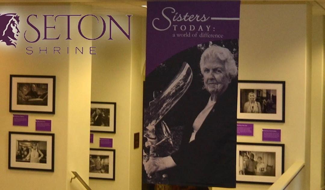 Se abre nueva exposición en el museo del Santuario Nacional de Santa Elizabeth Ann Seton