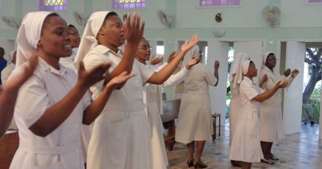 El «Sí» de las Hijas de la Caridad en Mozambique