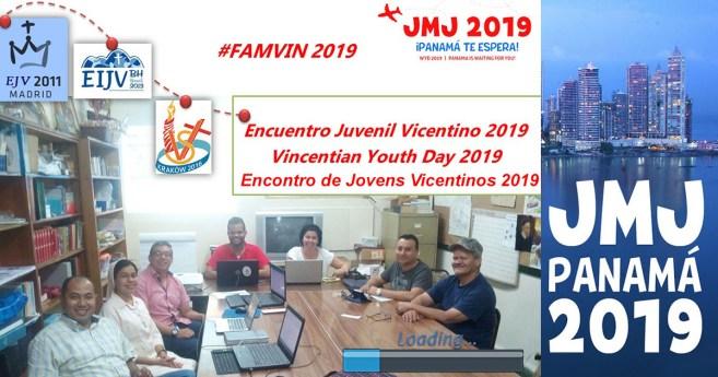 Encuentro Juvenil Vicenciano Panamá 2019