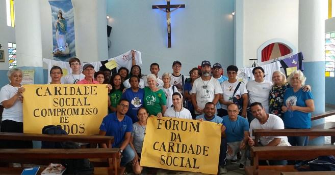 Misiones Populares Vicencianas en Río de Janeiro 2017