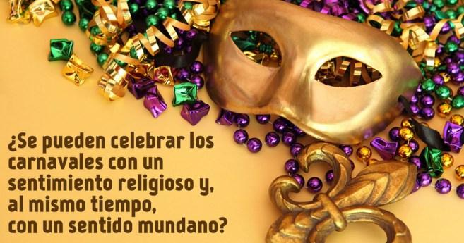 Jueves gordo, viernes flaco, sábado regular; domingo, lunes y martes, carnaval