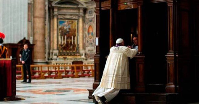 El Vaticano ofrece un examen de conciencia actual para una buena confesión en Cuaresma