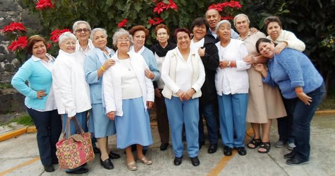 Reunión de la Familia Vicenciana de Monterrey (México)