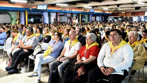 Acoger al Extranjero: Educación – comunicación para la movilización [charla del Simposio]