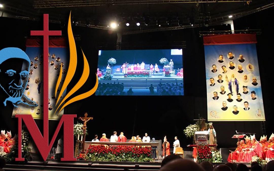 Video de la Eucaristía de beatificación de los nuevos mártires de la Familia Vicenciana