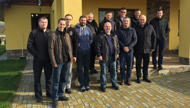 Encuentro de sacerdotes jóvenes de las Viceprovincias de los Santos Cirilio y Metodio