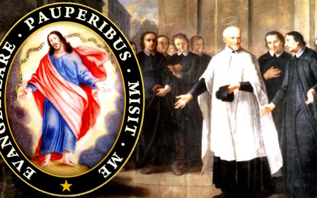 La Congregación de la Misión, o misioneros paúles