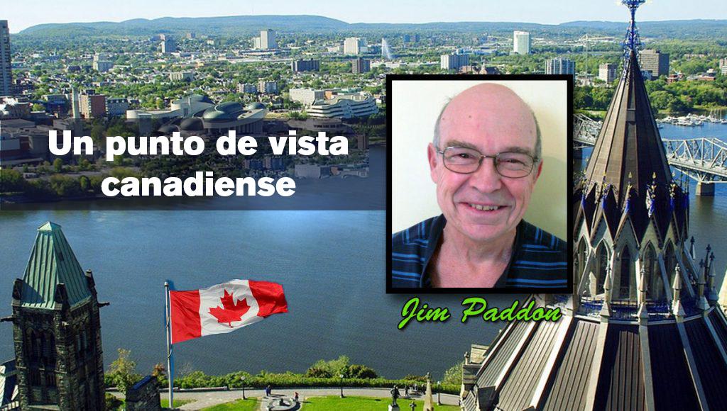 Un punto de vista canadiense: La visita del huracán Dorian