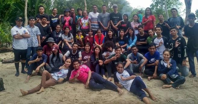 Programa de Liderazgo para estudiantes en Tarakan