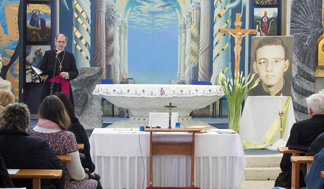 Un seminarista eslovaco de la Congregación de la Misión, camino a los altares