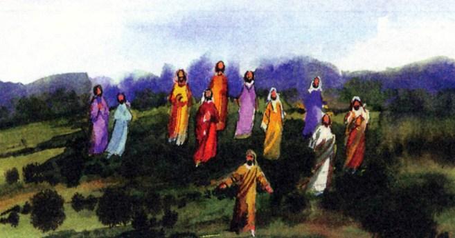 La Ascensión y Pentecostés