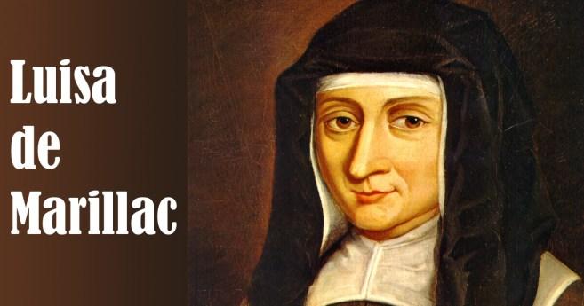 Conozcamos mejor a santa Luisa de Marillac