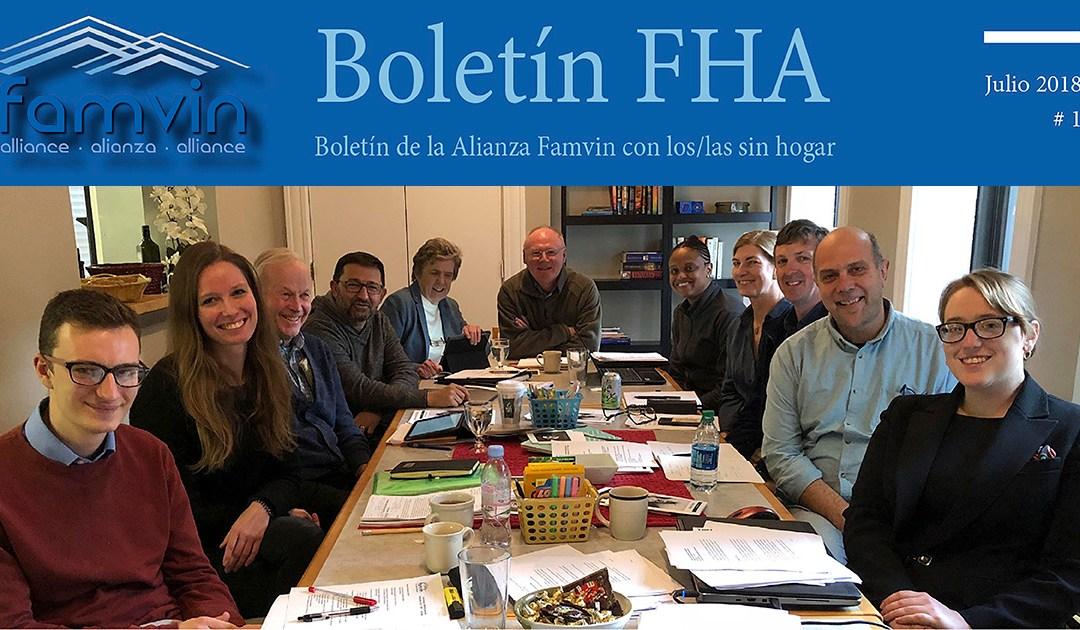 Boletín nº 2 de la Alianza Famvin con los/las sin hogar