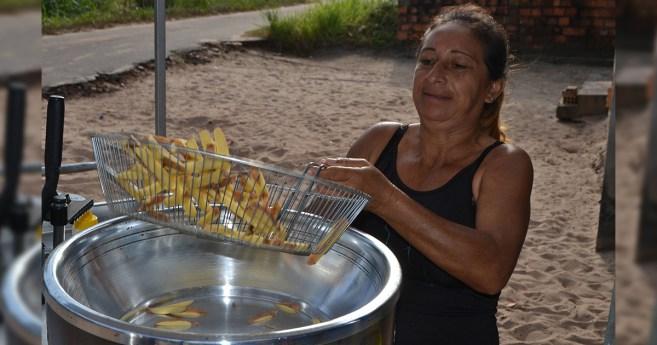 Una familia carenciada del Norte de Brasil consigue sustento de Proyecto Social