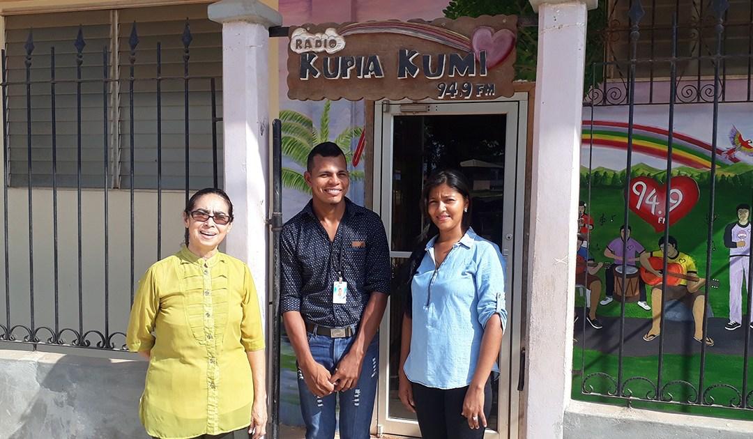 La Moskitia (Honduras): la radio católica Kupia Kumi cuida la Casa Común