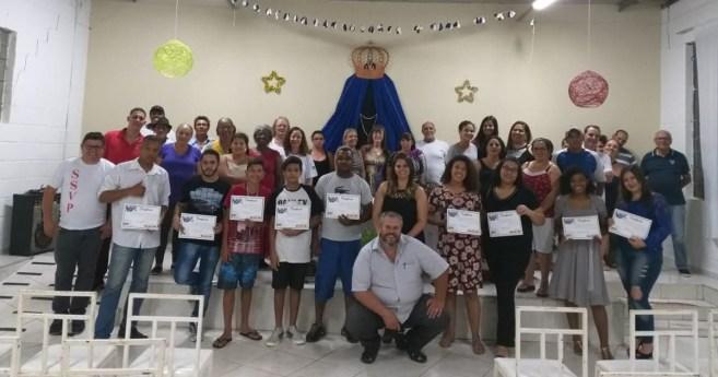 En Brasil, los Proyectos Sociales de la SSVP ayudan a tener acceso a la tecnología