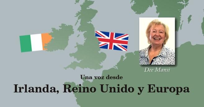 Una voz desde Irlanda, Reino Unido y Europa: ¿Qué puedo hacer yo? ¿Es esto una súplica inútil, una solicitud de búsqueda o una llamada a la acción?