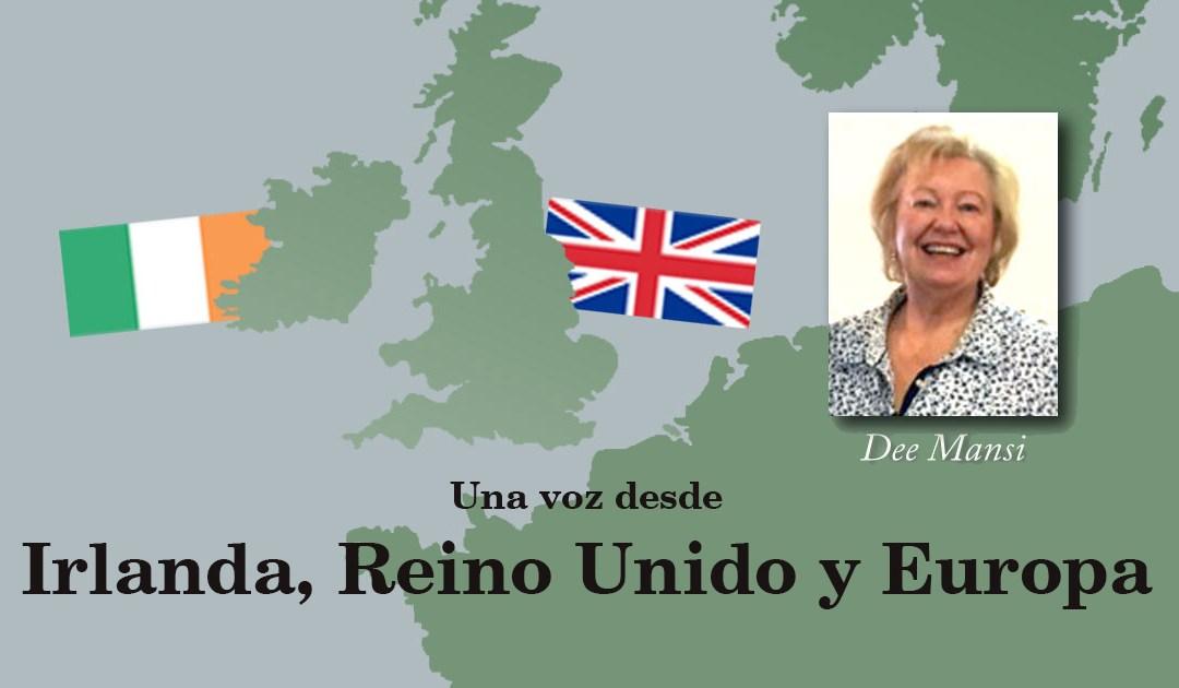 Una voz desde Irlanda, Reino Unido y Europa: enclaustrado, en conflicto o preocupado: ¿cuál es tu situación?