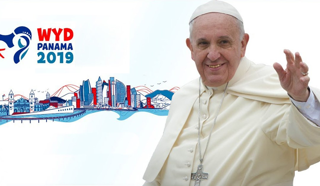 La JMJ 2019 en diez frases del Papa Francisco