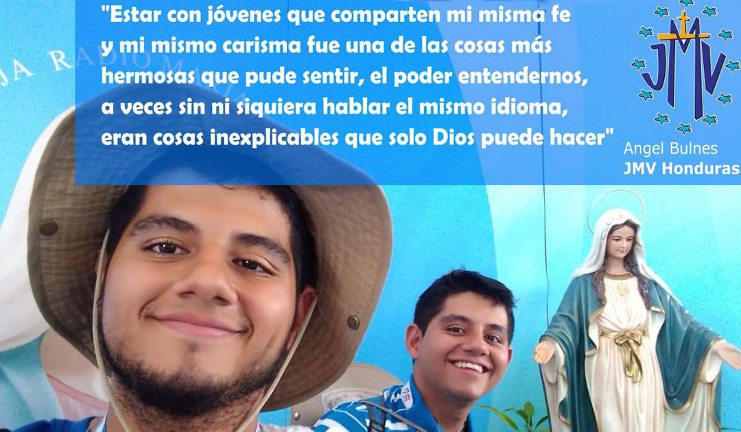 Testimonio sobre la JMJ Panamá: Ángel Bulnes