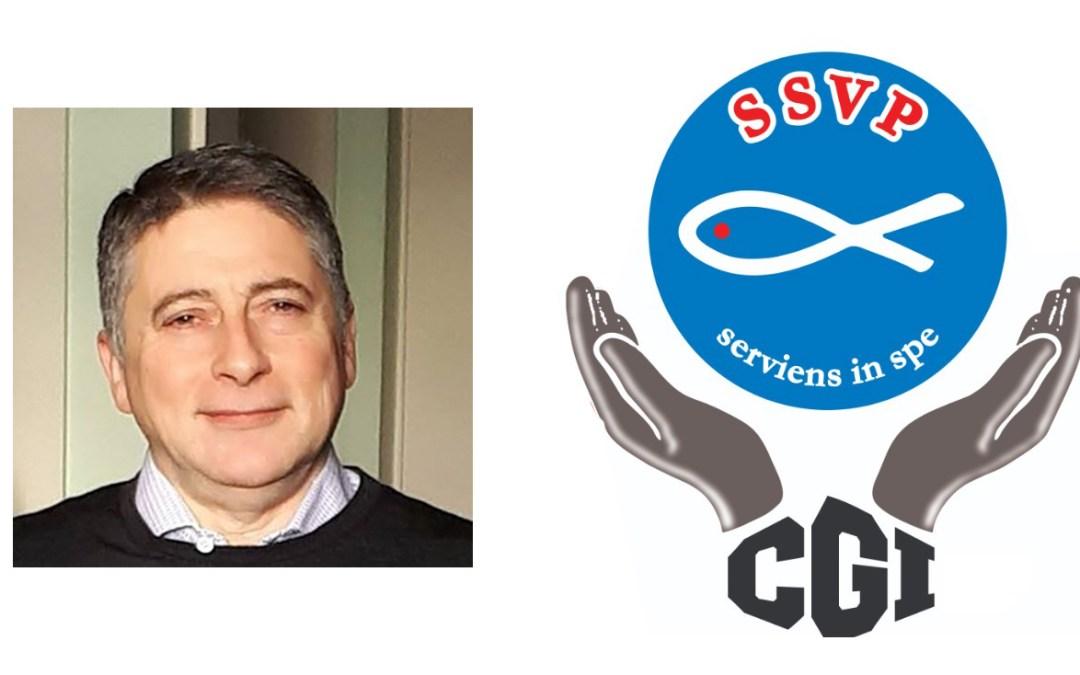 El P. Tomaž Mavrič nombra al nuevo asesor espiritual del Consejo General Internacional de la SSVP