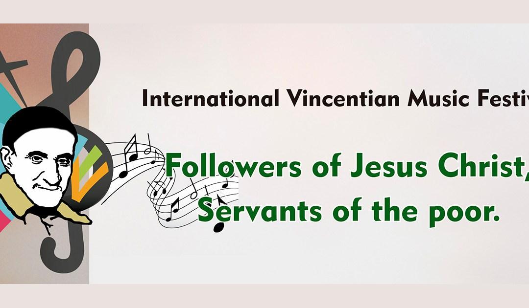 Segundo Festival de la canción vicenciana: «Seguidores de Jesucristo, servidores de los pobres», en inglés