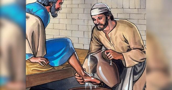 En Semana Santa, Jesús pregunta: «¿Entendéis lo que he hecho?»