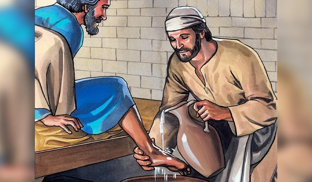 """En Semana Santa, Jesús pregunta: """"¿Entendéis lo que he hecho?"""""""