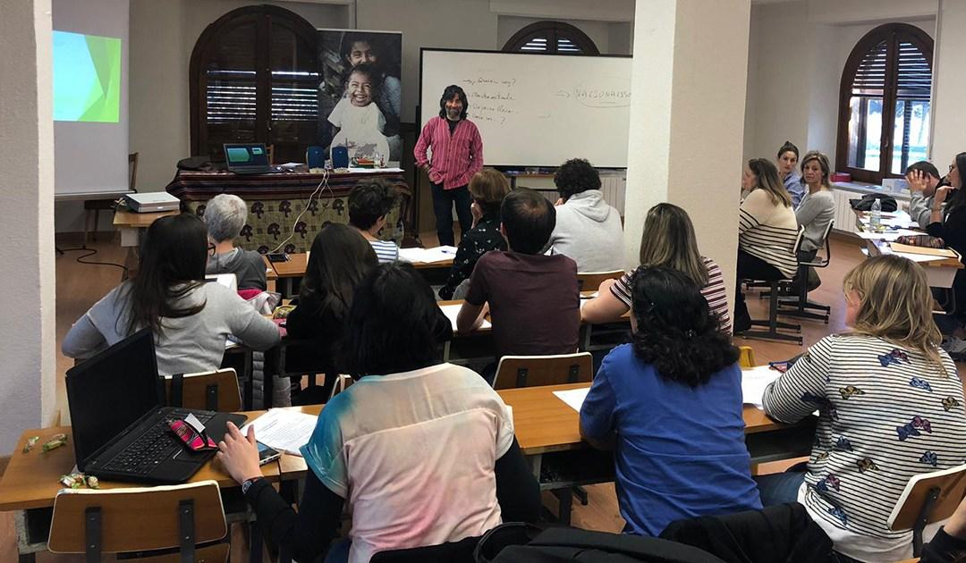 Encuentro de formación misionera de MISEVI España, 23 y 24 de marzo