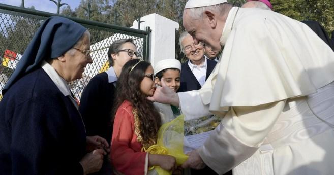 El Papa en Marruecos: tres hijas de la caridad ayudan a los musulmanes en Temara
