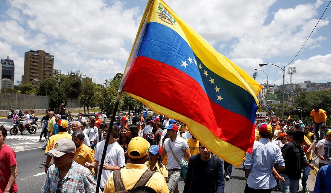 Venezolanos: estamos con ustedes