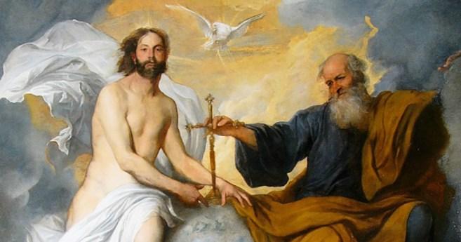 El Dios trinitario en los vicentinos