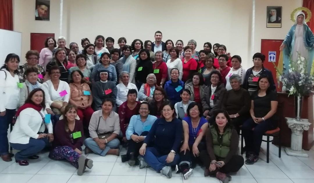 Taller de Cambio Sistémico en Ica (Perú)