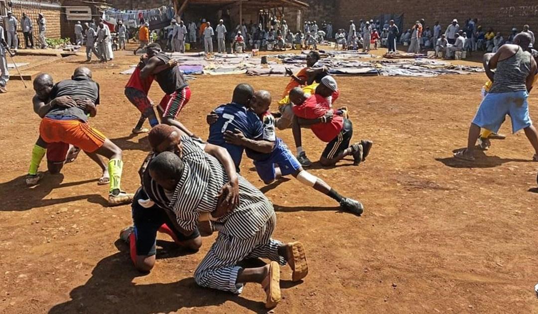El rugby como pacificador en una prisión de Kenia