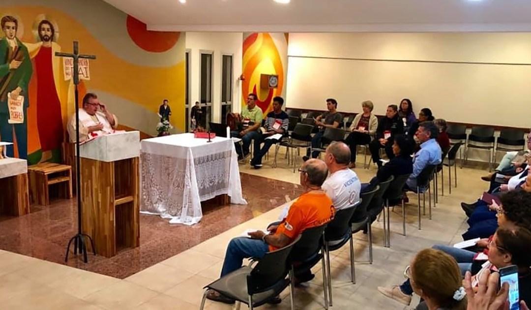 Encuentro de la Familia Vicenciana en Brasil