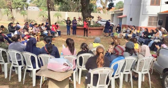 Encuentro de Familia Vicentina de Paraguay