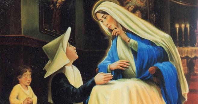 Décimas en recuerdo de la primera aparición de la Virgen a Catalina Labouré