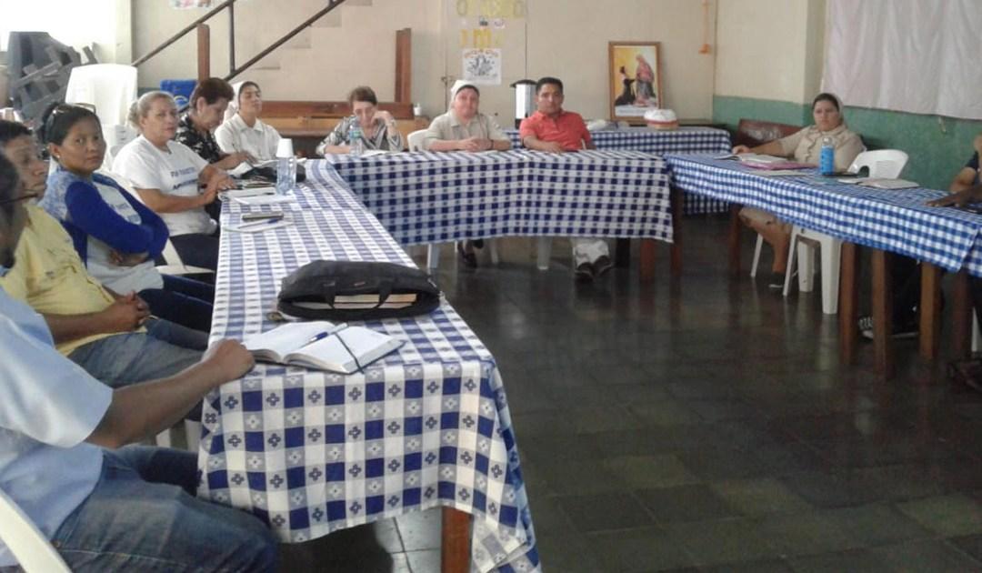 Encuentro de Familia Vicentina en Nicaragua