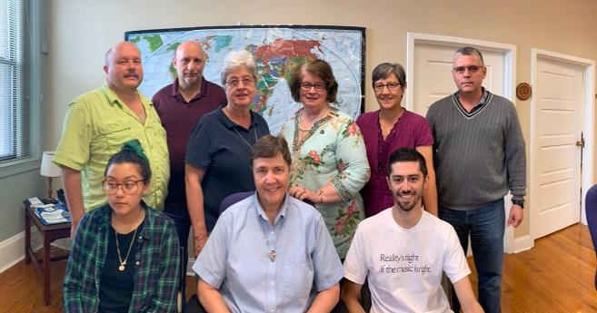 Encuentro del Equipo de Trabajo en torno a la Cultura de Vocaciones de la Familia Vicentina