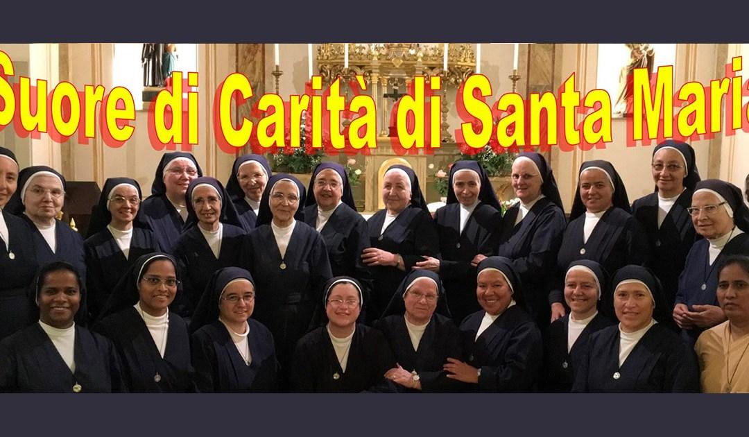 Entrevista a sor Rosaria Nicoletti, madre general de las Hermanas de la Caridad de Santa María