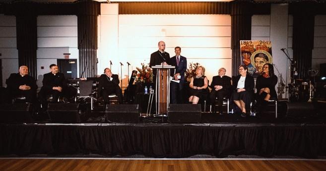 La Asociación Central de la Medalla Milagrosa celebra el 170 Aniversario de los Vicencianos en Filadelfia