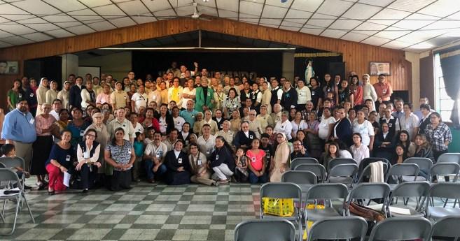 Reseña de la fiesta en honor a san Vicente de Paúl en Guatemala