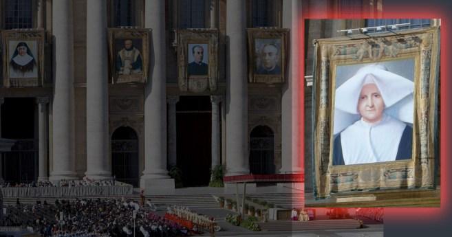 9 de noviembre: Beatificación de sor Rosalía Rendu, H.C.
