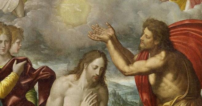 El encuentro con Juan Bautista y la conversión en Adviento