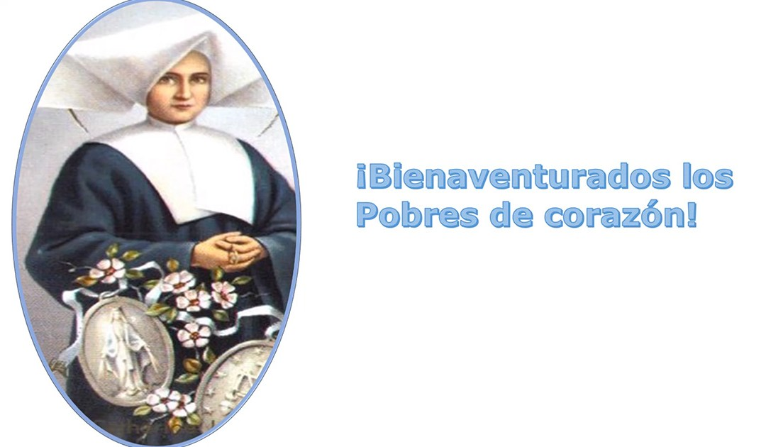 Santa Catalina Labouré: pura de corazón [Video]